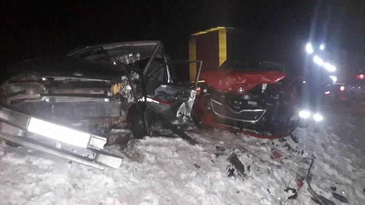 Семь человек пострадали в ДТП под Александровом